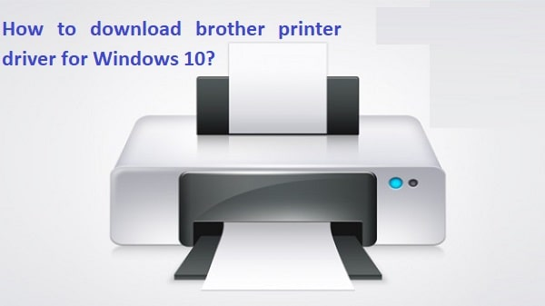 download brother printer driver